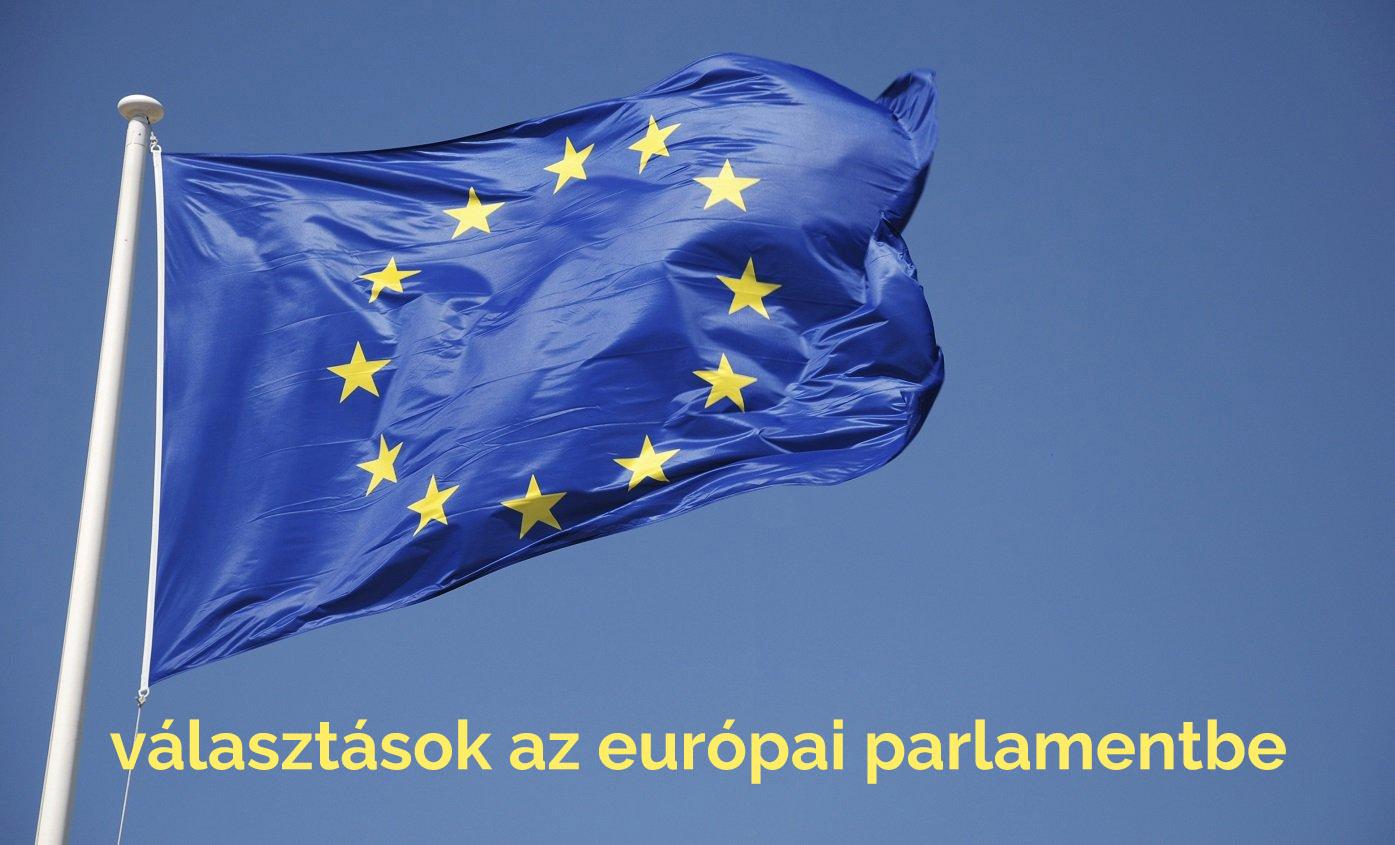 választások az európai parlamentbe