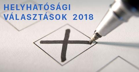 Helyhatósági választások 2018
